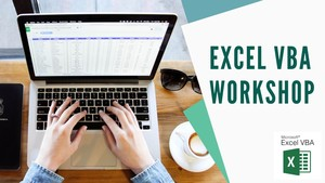 Excel VBA Workshop (Online Training)