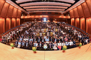 Welcome Ceremony for Students of FBE Masters Programmes