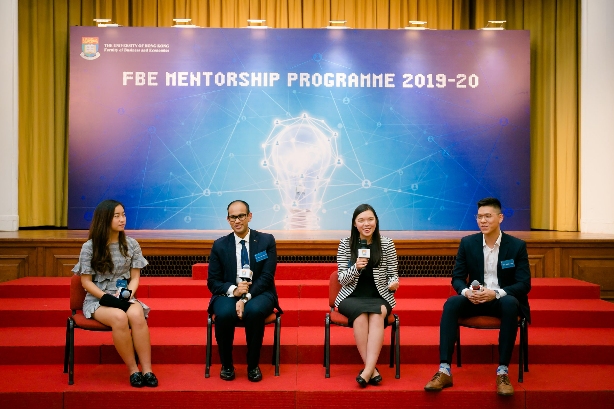 FBE Mentorship Programme 2019-20 empowers students