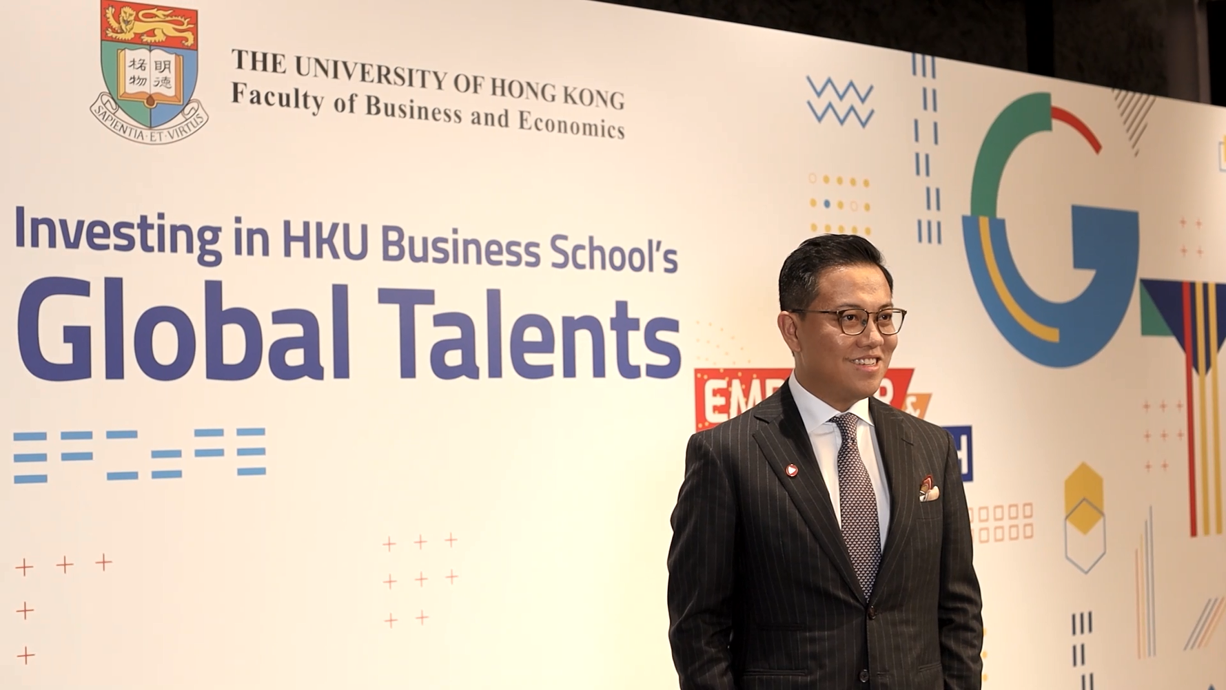 Investing in HKU Business School's Global Talents – Empower & Match