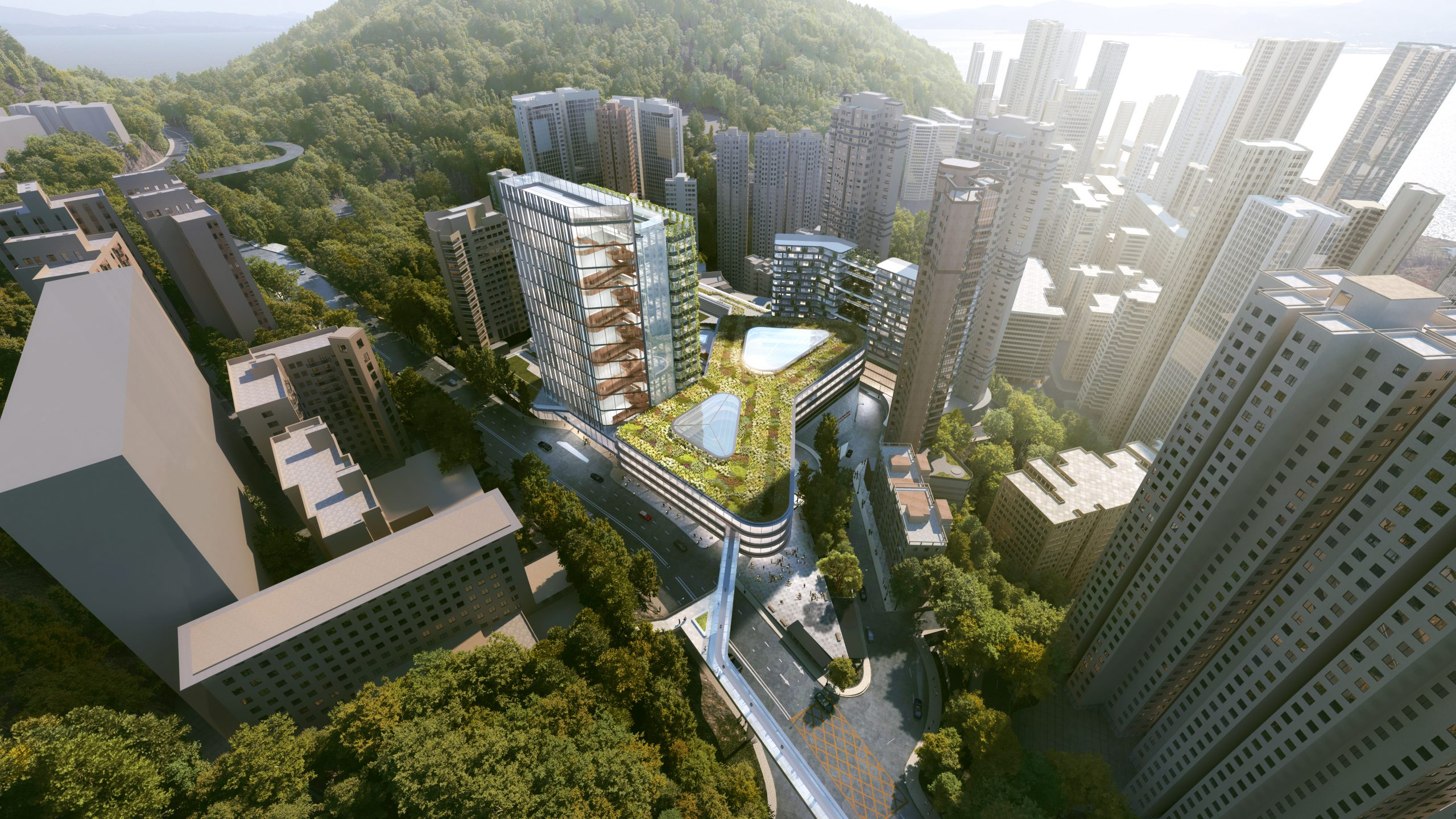 1652_HKU Pokfield Road Aerial