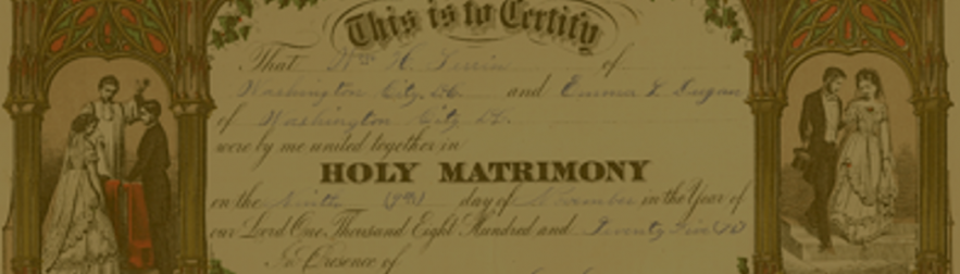 Quantitative History Webinar Series - Marrying for Money: Evidence from the First Wave of Married Women's Property Laws in the U.S.