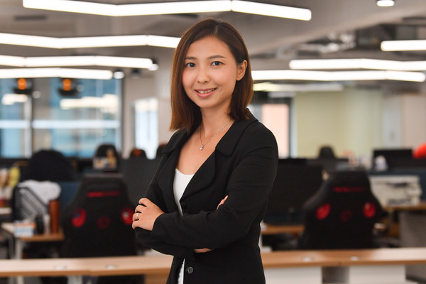 Kathy Tsui - Girl power in a male-dominated world