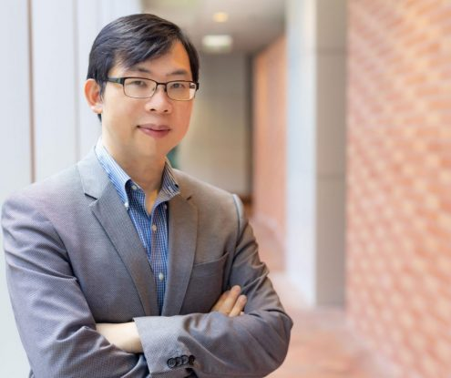 Speaking to Prominent Social Problems in the Changing World – Dr. Yanhui WU
