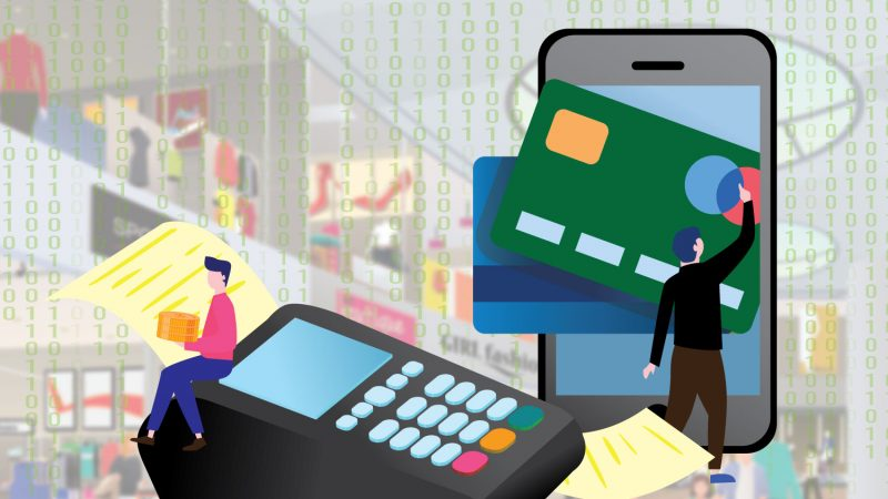 The era of digital payment