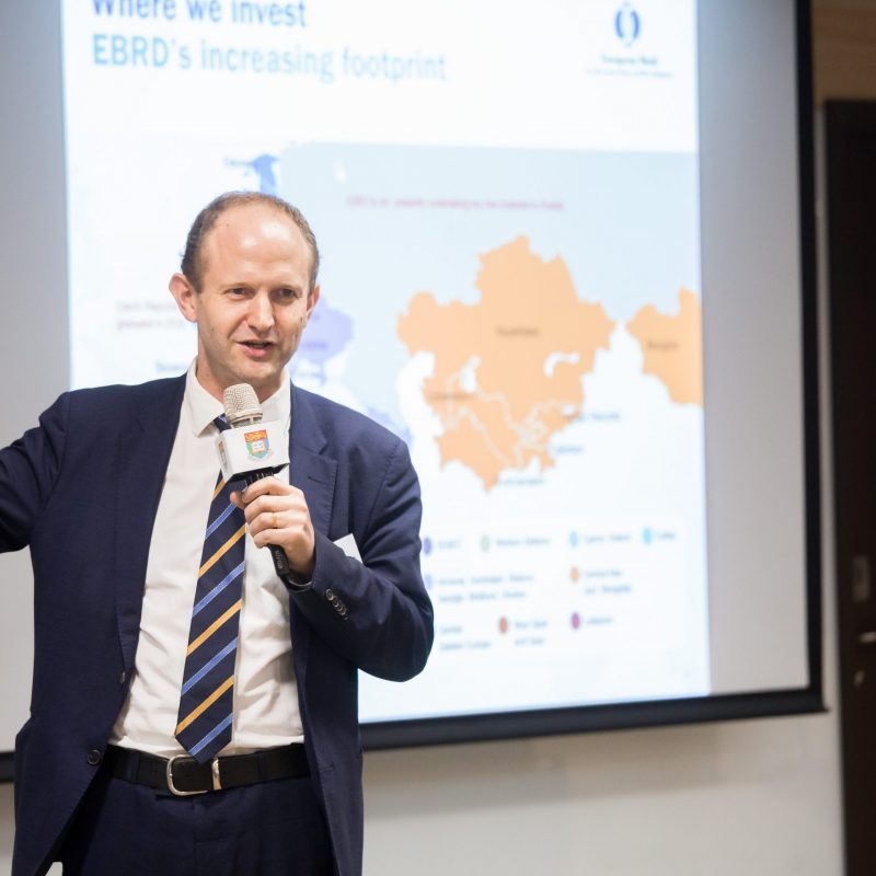 KE Lecture on European Bank for Reconstruction and Development Transition Report 2018-19: Work in Transition