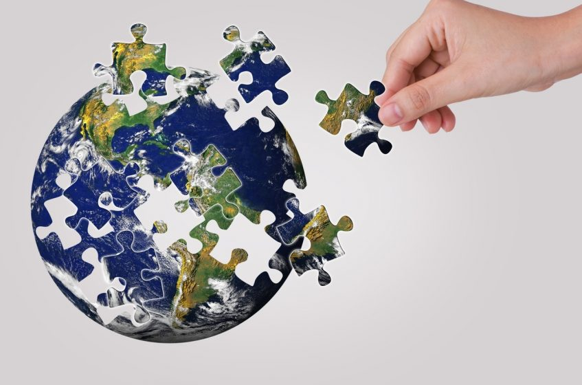Evolution of globalisation: development and reflections over the past 2 centuries