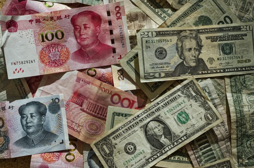 The exchange rate in US-China trade deal