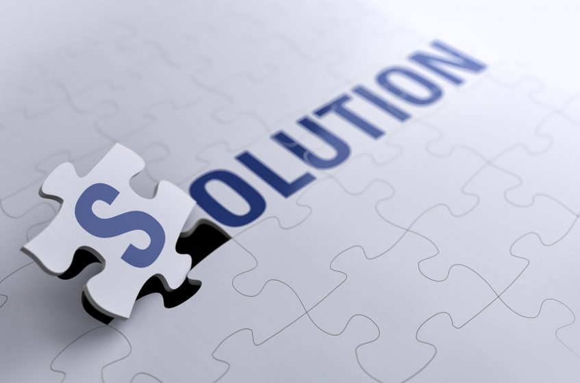 Simple solutions to serious problems