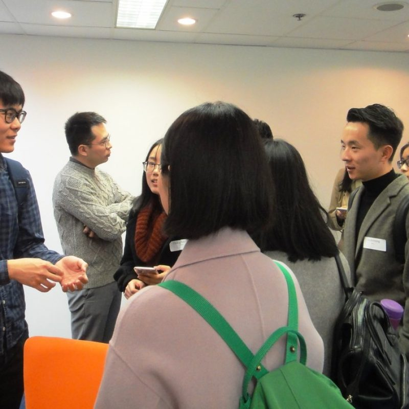 Career Experience Sharing for MEcon & MFin